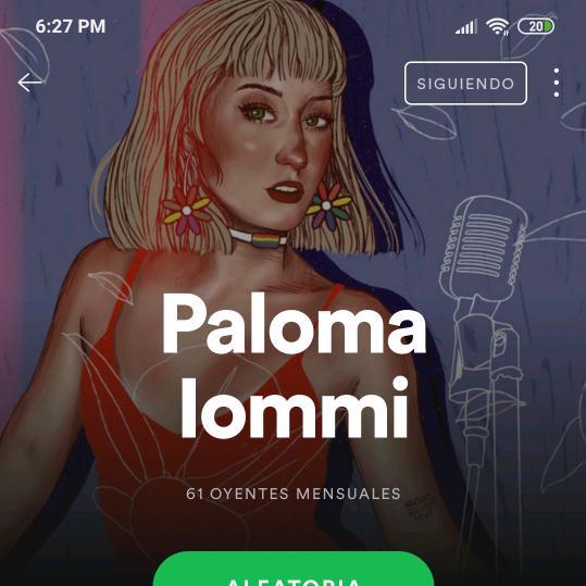 Paloma Bianca
